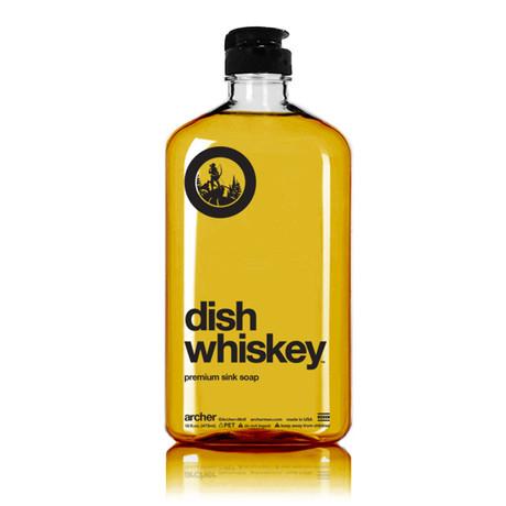 Dish Whiskey // Set of 2