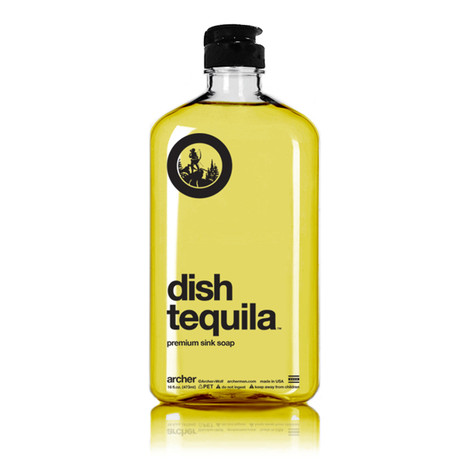 Dish Tequila // Set of 2