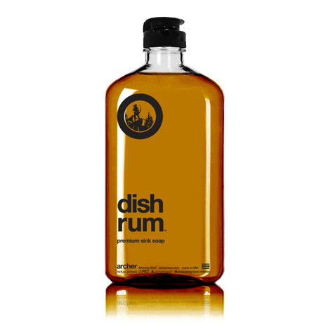 Dish Rum // Set of 2