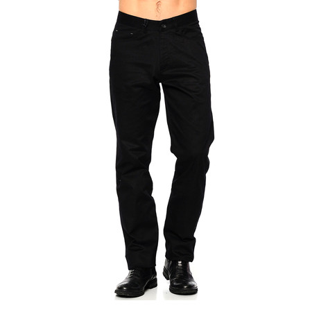 Jaxon Trousers // Black (42)