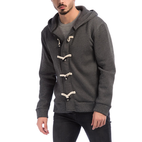 Angus Sweatshirt // Anthracite (Small)