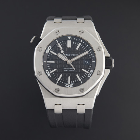 Audemars Piguet Royal Oak Offshore Diver Automatic // 15703ST.OO.A002CA.01 // Pre-Owned
