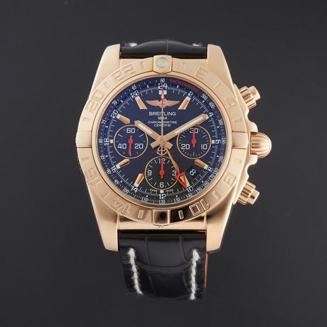 Breitling Chronomat 44 GMT Automatic // HB0421L3/BC18-743P // Unworn