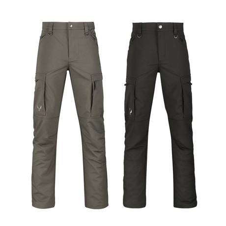 Phantom Medium Weight Tactical Pants // 2-Pack // Gray + Black (32WX32L)