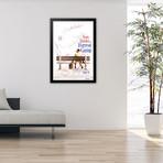 Signed + Framed Poster // Forrest Gump
