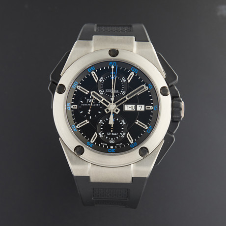 IWC Ingenieur Double Chronograph Automatic // IW386503 // Pre-Owned