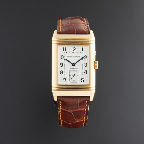 4cc16cd28c8f Jaeger-LeCoultre Reverso Duo Manual Wind    270.25.4    Pre-Owned ...
