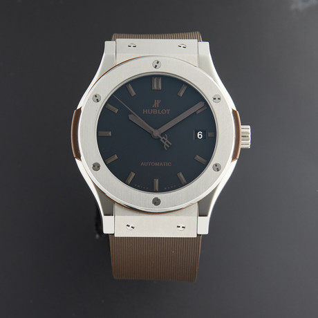 Hublot Classic Fusion Automatic // 511.NX.1191.RX.PLP17 // Pre-Owned