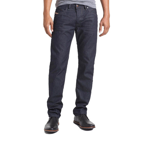 Diesel // Regular Slim-Tapered Belther 0088Z Jeans // Dark Blue (US: 35)