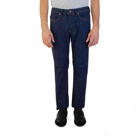 Diesel // Regular Slim-Tapered Fit Buster 0076C Jeans // Dark Blue (US: 30)