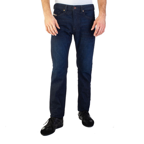 Diesel // Regular Slim-Tapered Fit Buster 0823K Jeans // Dark Blue (US: 30)