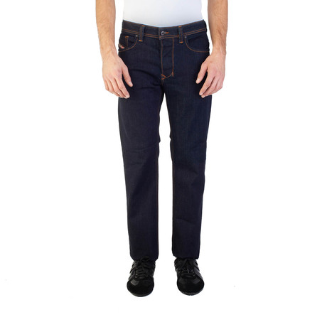 Diesel // Regular-Straight Fit Larkee R0841 Stretch Jeans // Blue (US: 30)