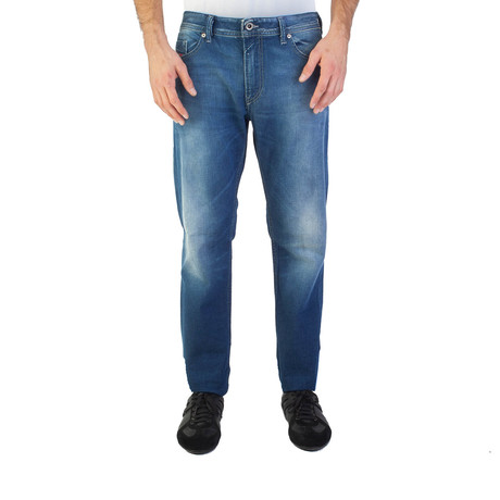 Diesel // Slim-Skinny Fit Thommer 084CV Jeans // Blue (US: 35)