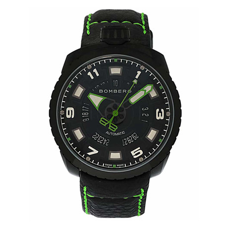 Bomberg Bolt-68 Automatic // BS45APBA.045-3.3 // Store Display