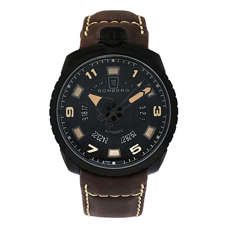 Bomberg Bolt 68 Automatic // BS45APBA.045-4.3 // Store Display