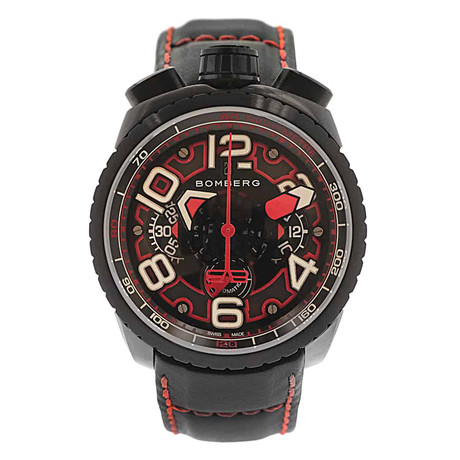 Bomberg Bolt 68 Chronograph Automatic // BS47CHAPBA.041-1.3 // Store Display