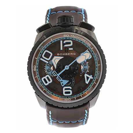 Bomberg Bolt 68 Chronograph Automatic // BS47CHAPBA.041-2.3 // Store Display