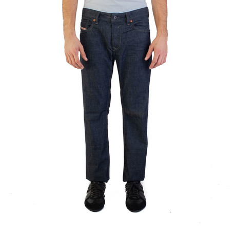 Diesel // Regular-Straight Fit Waykee 0088Z Jeans // Dark Blue (US: 30)