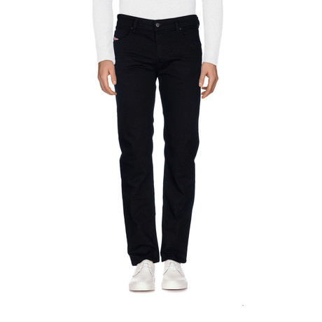 Diesel // Regular-Straight Fit Waykee 0R84A Stretch Jeans // Black (US: 30)