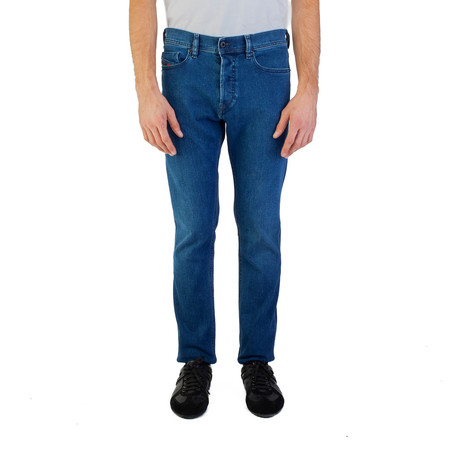 Diesel // Slim Carrot Fit Tepphar 084EH Stretch Jeans // Blue (US: 30)