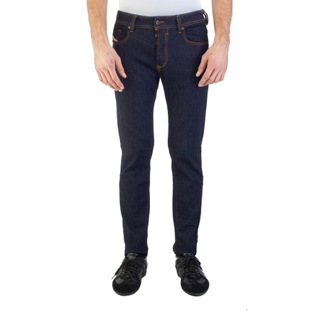 Diesel // Slim-Skinny Fit Troxer R0841 Stretch Jeans // Blue (US: 30)
