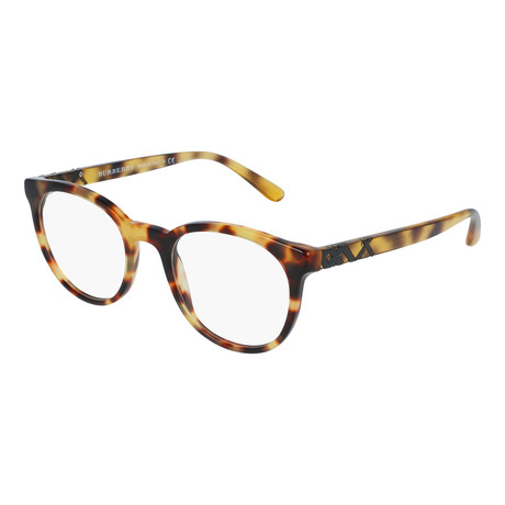 Burberry // BE2250 Eyeglass Frames // Light Havana