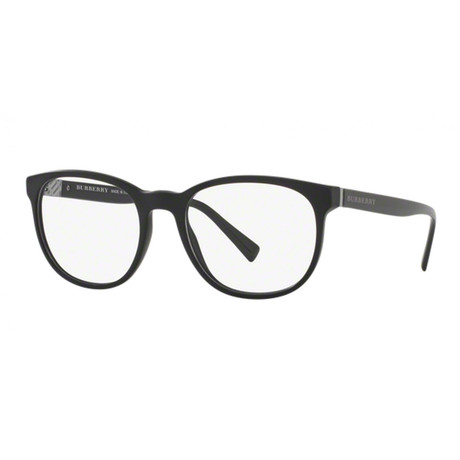 Burberry // BE2447 Eyeglass Frames // Black