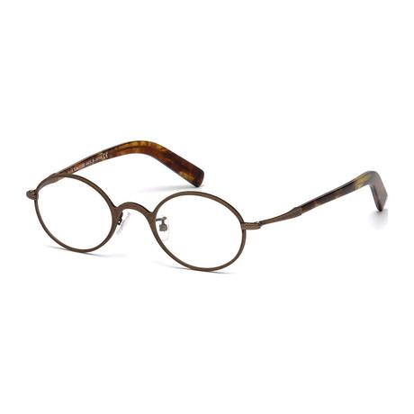 Tom Ford // FT5419 Eyeglass Frames // Brown