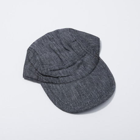 Baseball Hat // Gray Twill (S)
