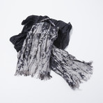 Ombre Star Scarf (Char)