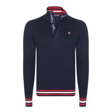 Michael Spring Pullover // Navy (S)