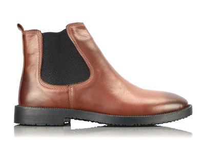Photo of Nielsen & Christensen Contemporary Scandinavian Footwear Drejoe Chelsea Boots // Brown (Euro: 40) by Touch Of Modern