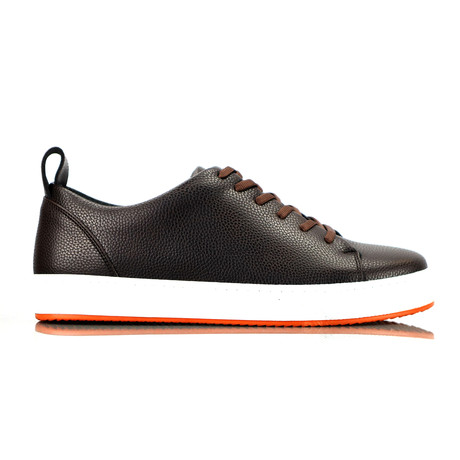 Livoe Sneakers // Brown (Euro: 40)