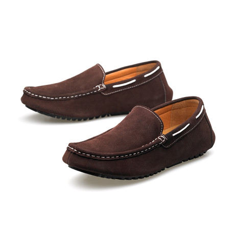Loafer // Brown (Euro: 40)