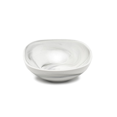"""10"""" Square Bowl (Marble)"""