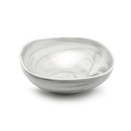"""12.2"""" Square Bowl (Marble)"""