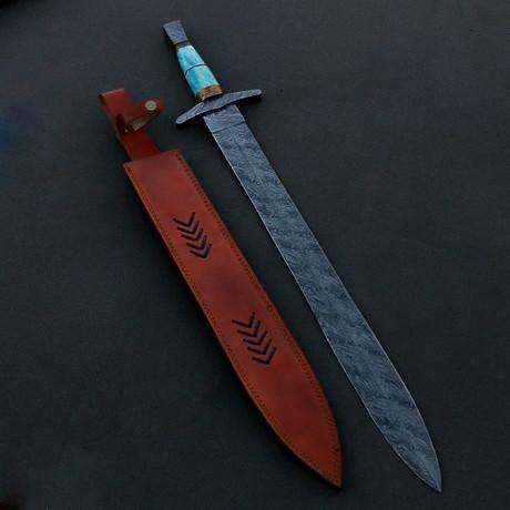 Celtic Sword // VK6058
