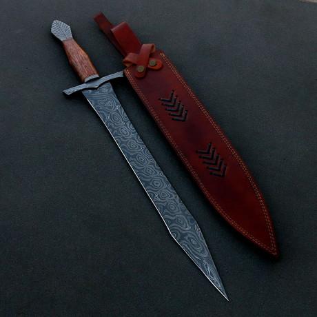 Damascus Sword // VK8516