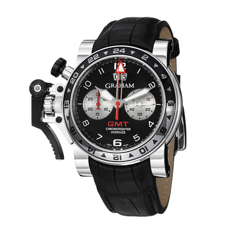 Graham Chronofighter GMT Automatic // 2OVGS.B39A