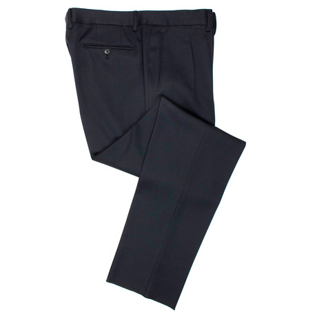 Tom Ford // Wool Dress Pants // Blue (44)