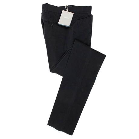 Tom Ford // Cotton Blend Pants V1 // Black (44)