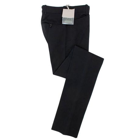 Tom Ford // Cotton Blend Pants V2 // Black (44)