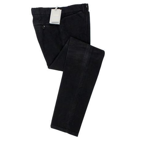 Tom Ford // Cotton Blend Pants V3 // Black (44)