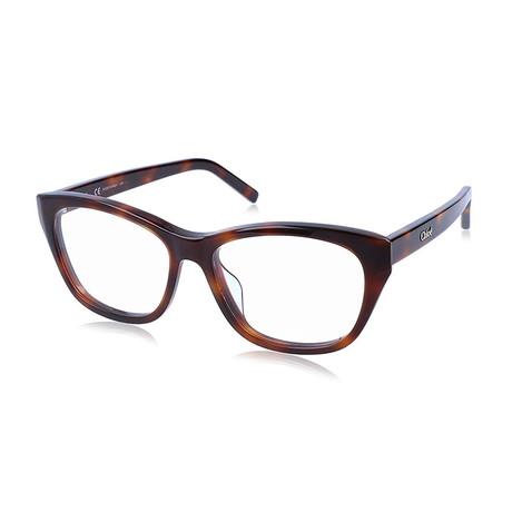 Chloe // CE2671 Eyeglass Frames // Havana