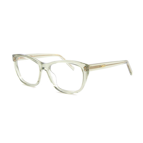 Chloe // CE2671 Eyeglass Frames // Light Green