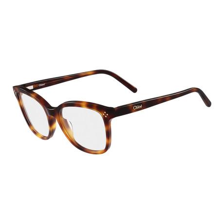Chloe // CE2685 Eyeglass Frames // Havana