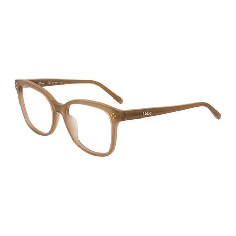 Chloe // CE2685 Eyeglass Frames // Turtledove