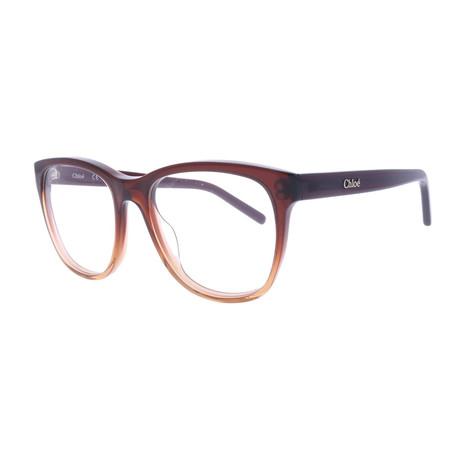Chloe // CE2686 Eyeglass Frames // Gradient Burnt