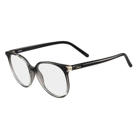 Chloe // CE2687 Eyeglass Frames // Black Fade