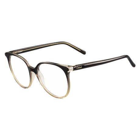 Chloe // CE2687 Eyeglass Frames // Gradient Gray